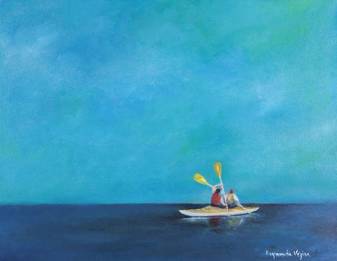 Vacances en kayak  14x18.jpg