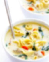 Creamy-Tortellini-Italian-Sausage-and-Sp