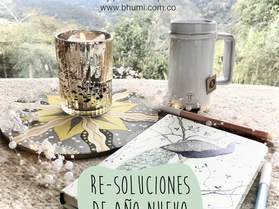 Re-soluciones de Año Nuevo