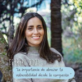 La importancia de abrazar tu vulnerabilidad desde la compasión