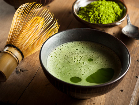 Light up the fire of the body and mind with Matcha