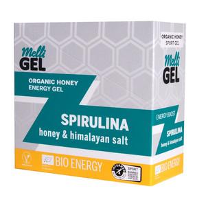 MelliGel Spirulina Organic Honey Sport G