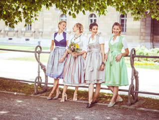 zünftiger Junggesellinnenabschied in München