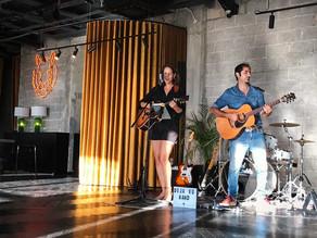 הופעה במלון בראון החדש בירושלים! להקה לקבלת פנים