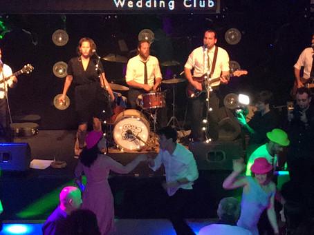 חתונה בנמל תל אביב - להקת חתונות