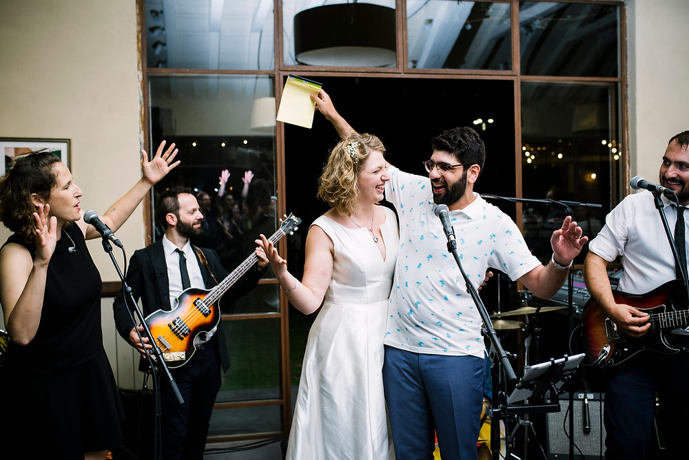 להקה לחתונה וילה נונה