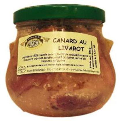 Canard au Livarot - 800g