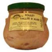 Poulet Vallée d'Auge - 800g