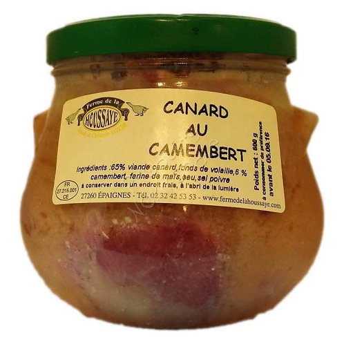 Canard au Camembert - 800g