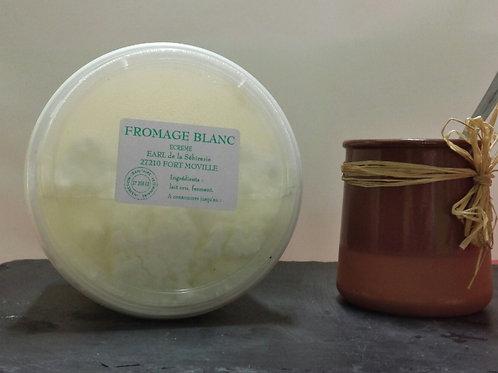 Fromage blanc écrémé