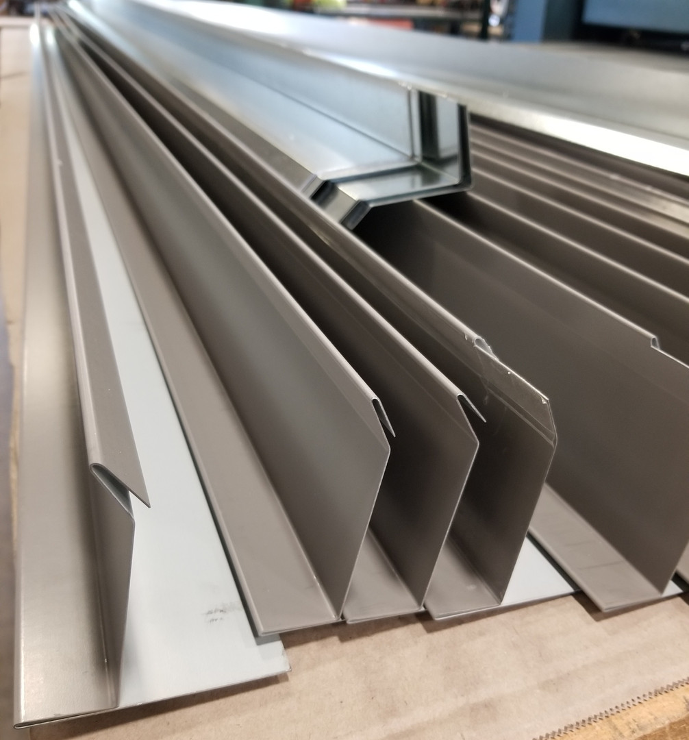 Drip-Edge Flashings
