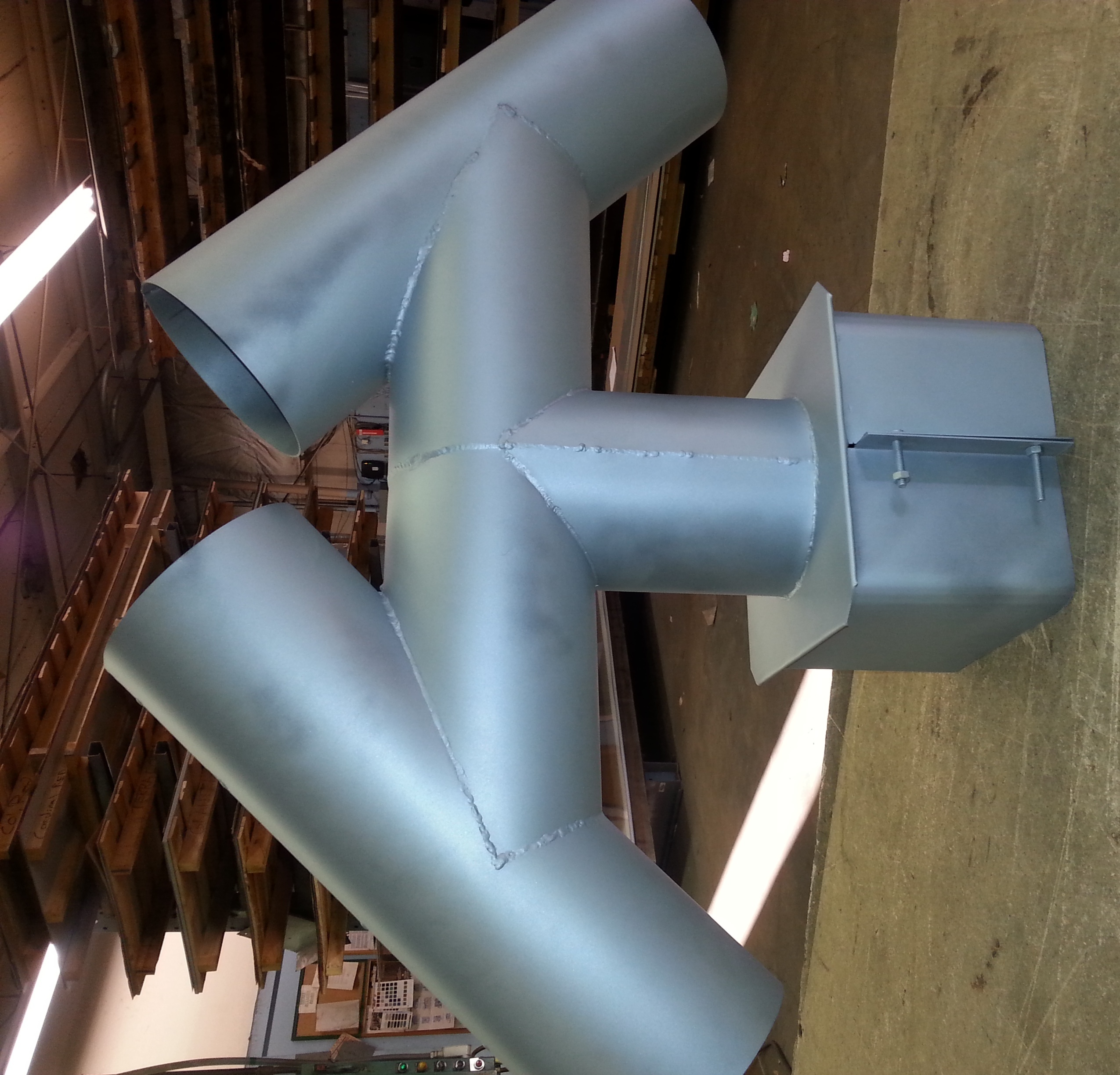 Custom Chimney Flue 2