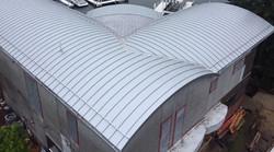 Barrel Roofs