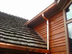 Sheet Metal Gutters & Downspouts