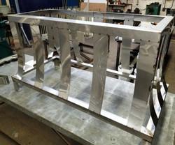 Chimney Shroud - Mid-Fabrication