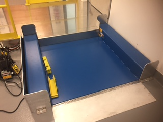 Add Steel Guards to Provided Lift