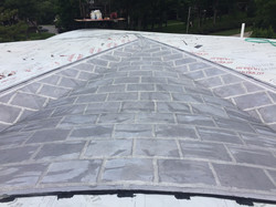 Soldered Roofing