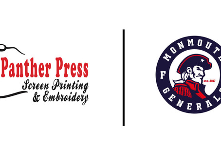 Panther Press Named Training Jersey Partner