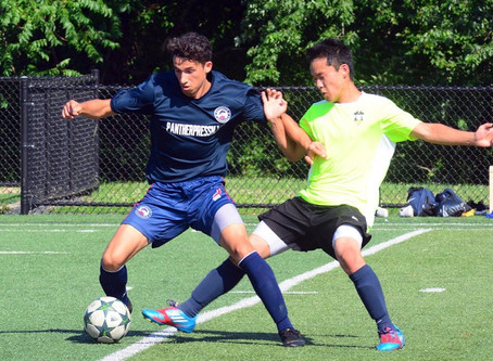 Monmouth Generals FC 2020 Tryout