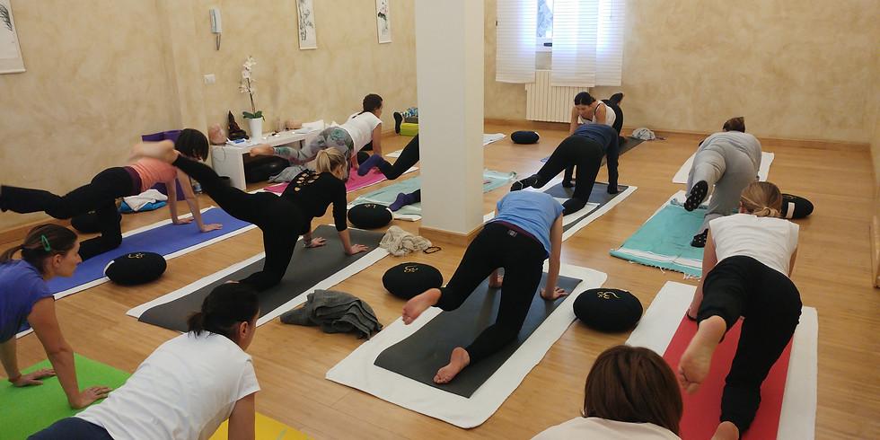 Open Day Yoga (sessione 25 settembre ore 19.15)
