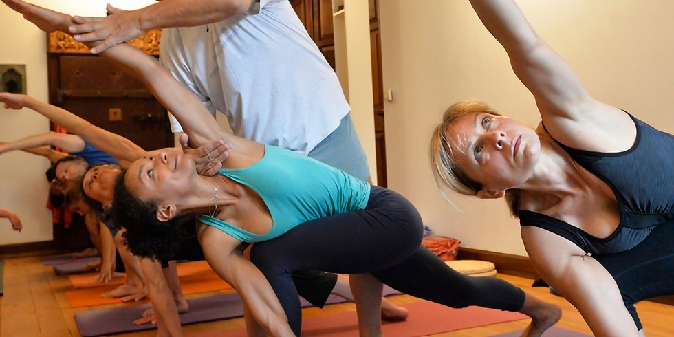 Open Day Yoga Ashtanga