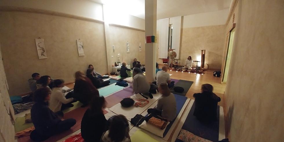 Meditazione con suoni Sciamanici