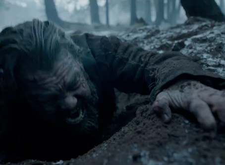 A rare film score to bring back the dead! The Revenant.