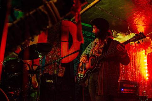 Julian the bass sharman.