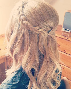 #wedding #bride #hairstyle #hair