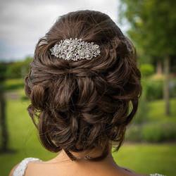 #wedding #bride #hairstyle #hair