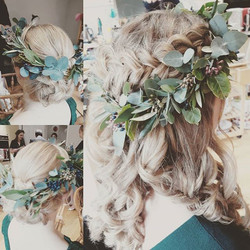 Elanors #stunning #briesmaids #weddingstylist #weddinghairstylist #weddinghair #bridesmaids #bridesm