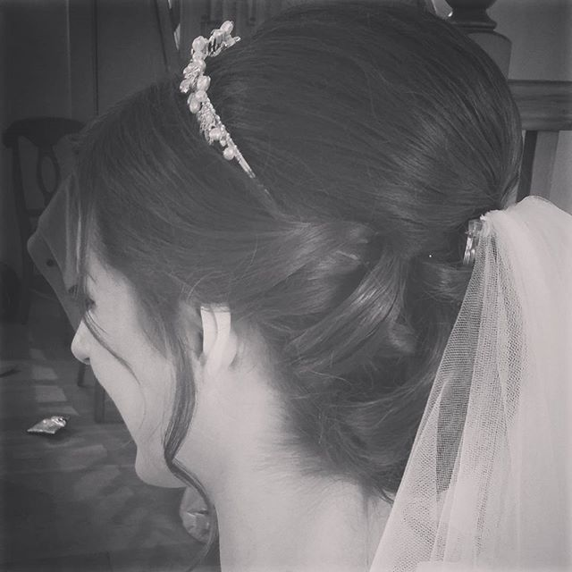 #wedding #bride #hairstyle