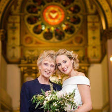 Katy and her mum 10th October 2020