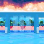 Pool Storm