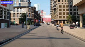 Humankind proposes a tactical intervention for a safer and greener Rotterdam