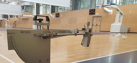 Pendulum Skid tester UNE-EN 14904:2007