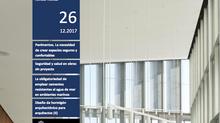 """Artículo de CSCAE Consejo Superior de los Colegios de Arquitectos de España """"Pavimentos. La nec"""