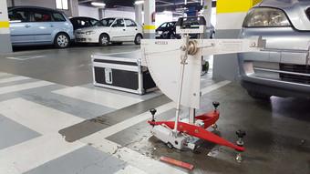 Normativas de resbaladicidad aplicables a parkings.