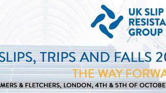 Participación de miembros de la SRGS en la UKSRG Conference Slips,Trips and falls 2016