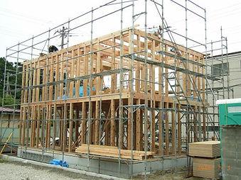 株式会社引地製材所 地震に強い 柱梁
