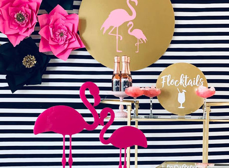 Pink Flamingo Brunch