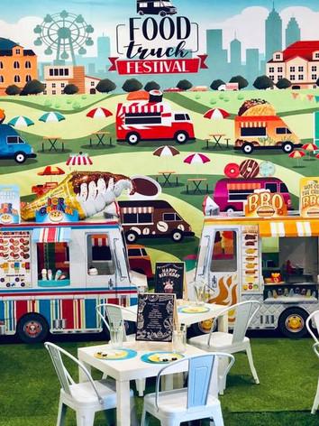 Childrens Food Truck Festival