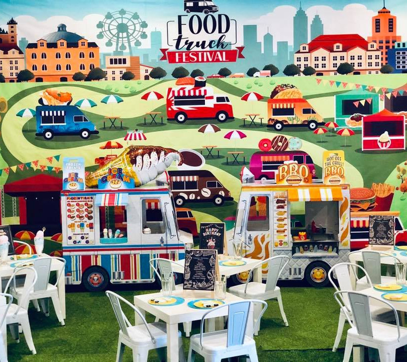 Childrens Food Truck Festival