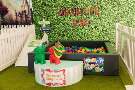 Adventure Land - Play Equipment Perth Toy Hire