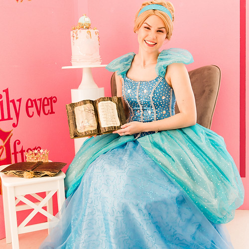 Fairy Tale Princess Party