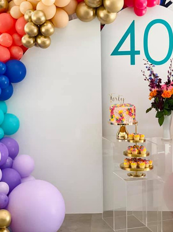40th Birthday Celebration