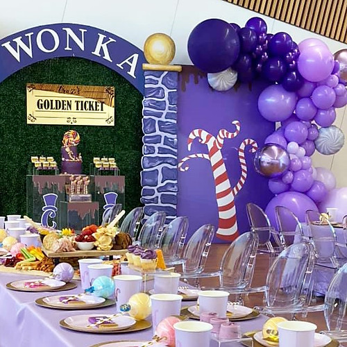 Wonka World