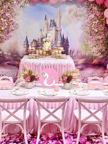 Swan Princess Party