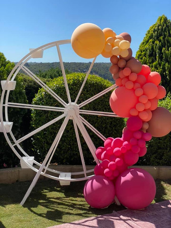 Coachella Inspired Hens Party