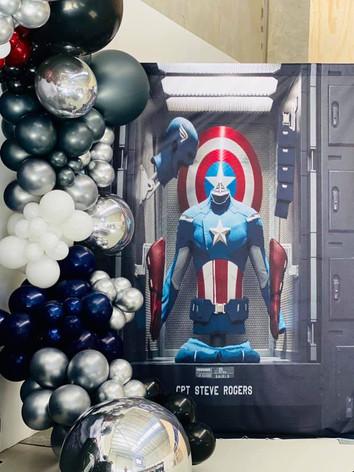 Avenger Party